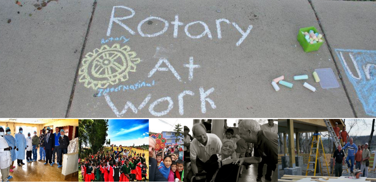 Service Stories – Richard Ray's Rotary Blog